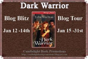 Dark warrior button