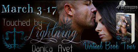 Touched by Lightening Banner 450 x 169