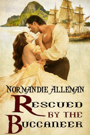 Cover_Rescued by the Buccaneer