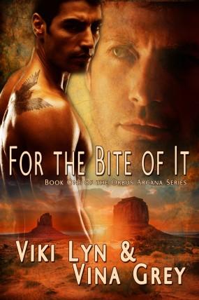 Orbus Arcana 01 - For The Bite Of It (M4B) - Viki Lyn & Vina Grey
