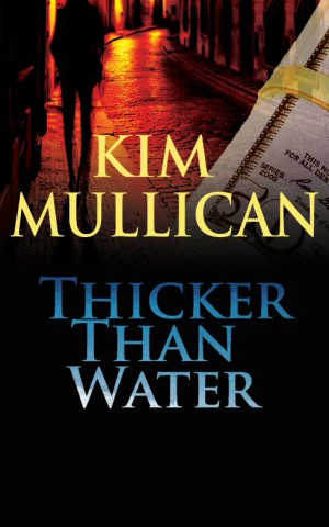 Kim Mullican - Thicker Than Water cover