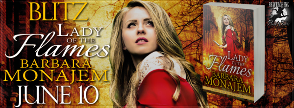Lady of the Flames Banner 851 x 315