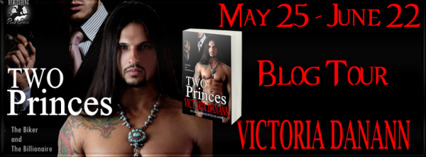 Two Princes Banner 851 x 315