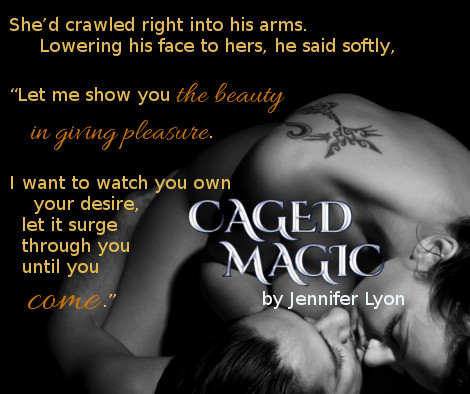 Caged Magic Teaser 3