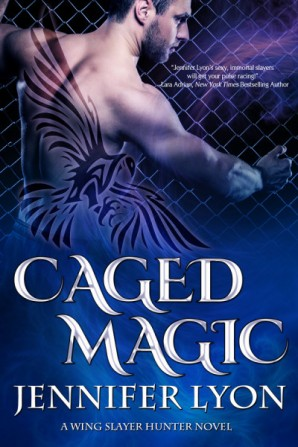 CagedMagic Cover