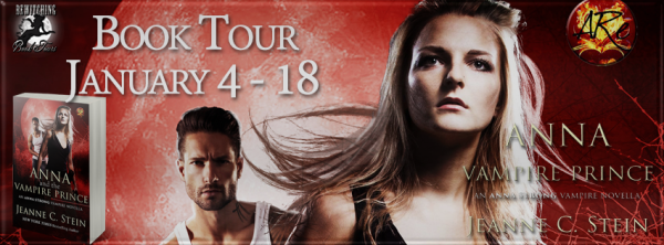 Anna and the Vampire Prince Banner 851 x 315