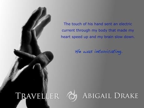 Traveller-Hands Teaser (Blue)