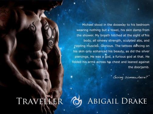 Traveller-Michael Teaser -2